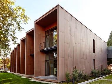 Basalt fiber Panel for facade IN-ROCK