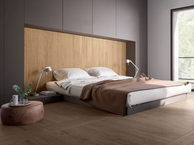 Porcelain stoneware wall/floor tiles with wood effect IN-WOOD