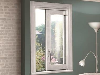 Controtelaio in alluminio per finestre alzanti scorrevoli INCANTO