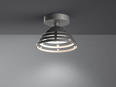 LED direct light die cast aluminium ceiling lamp INCIPIT | Ceiling lamp