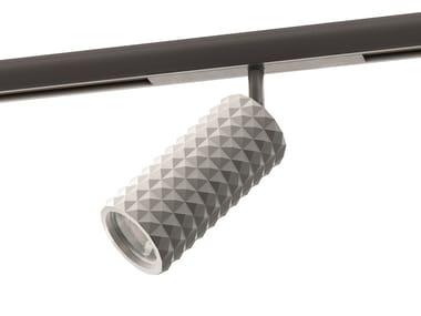 Illuminazione a binario a LED in DurCoral® INCISO Q4 48V