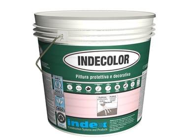 Pittura decorativa all'acqua INDECOLOR / INDECOLOR COOL REFLEX