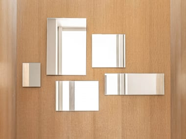 Wall-mounted mirror INDIVIDUAL II