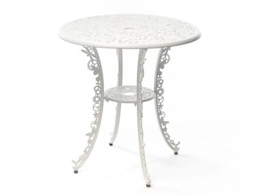 Round aluminium table INDUSTRY | Round table