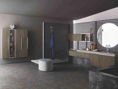 Bathroom cabinet / vanity unit INKA 59
