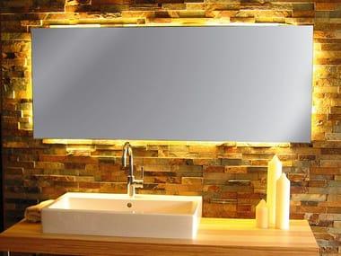 Bathroom mirror with integrated lighting INLIGHT