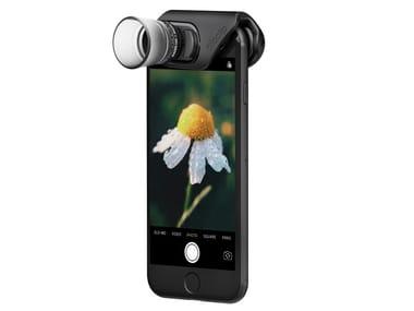 Objectif smartphone INM352 | MACRO 7X + 14X + 21X LENSES