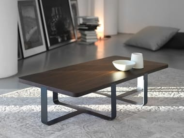 Rectangular coffee table INN2