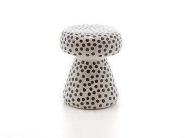 Ceramic stool / coffee table INOUT 44