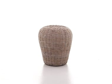 Rattan side table INOUT 627