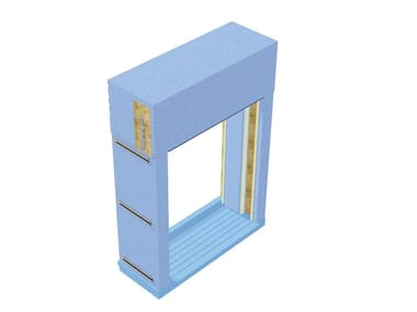 Monoblock window INQUADRA FRANGISOLE