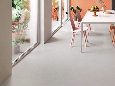 Porcelain stoneware wall/floor tiles with resin effect INSIDEART PEARL