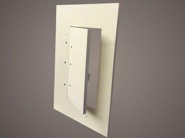 Gypsum fiber inspection chamber INSPECTION DOOR