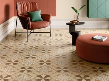 Porcelain stoneware wall/floor tiles INTARSI CLASSIC
