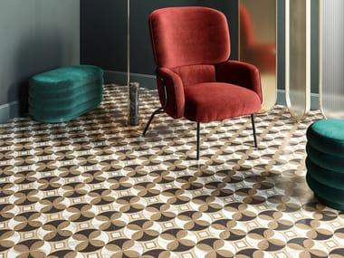 Porcelain stoneware wall/floor tiles INTARSI ELITE