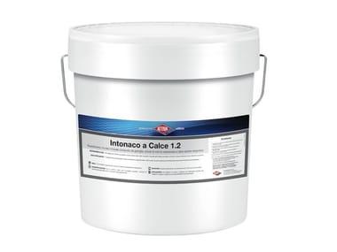 Rivestimento murale minerale a base di calce INTONACO A CALCE 1.2