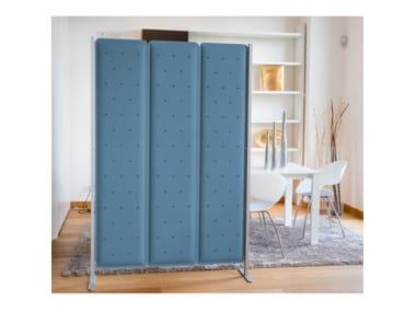 Fabric room divider INUNO | Room divider