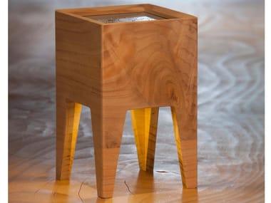 Lampada da tavolo / purificatore d'aria ION