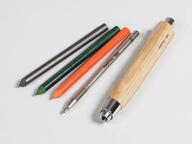 Wooden mechanical pencil IPER WOOD/4   Wooden mechanical pencil
