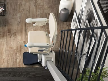 Chairlift for straight staircases ISCHIA