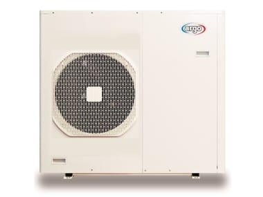 Air/air and air/water full dc inverter heat pump ISERIES G110 1PH-3PH