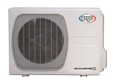 Air/air and air/water full dc inverter heat pump ISERIES G50