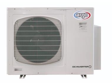 Air/air and air/water full dc inverter heat pump ISERIES G65 1PH-3PH