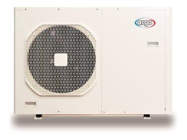 Air/air and air/water full dc inverter heat pump ISERIES G80 1PH-3PH
