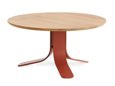 Round garden side table ISLA | Coffee table