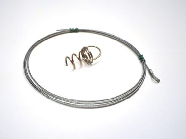 Special fixing for insulation ISLANDS SUSPENSION SYSTEM KIT