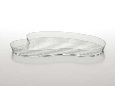 Glass tray ISLANDS   Tray