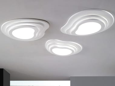 LED methacrylate ceiling light ISLAS | Ceiling lamp