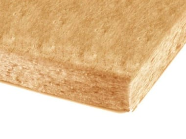 Rock wool Thermal insulation panel ISOROCCIA 40
