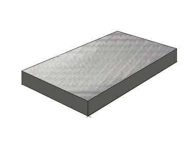 Isolante termoriflettente in EPS con grafite ISOBASE REFLECTIVE PSE GRAPHITE 100