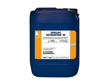 Fondo a base di acqua ISOLAC ULTRAFINE W