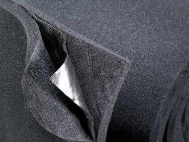 Cross-linked polyethylene sound insulation panel Sound insulation panels