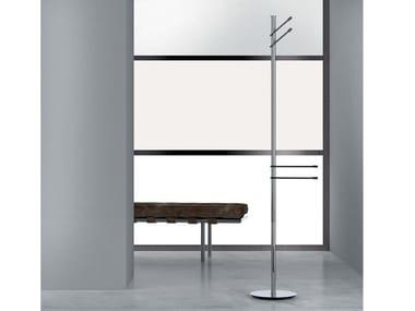 Piantana con porta salvietta ISOLE2 | Porta asciugamani a barra