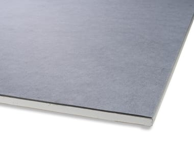 Rubber gypsum plasterboard / sound insulation panel ISOLGYPSUM TELOGOMMA