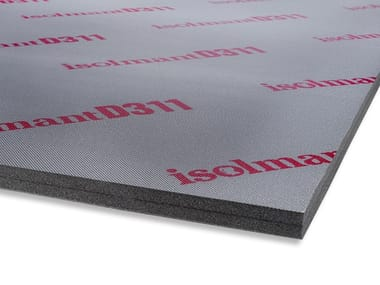 EPE thermal insulation felt ISOLMANT D311