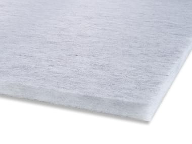 Sound insulation and sound absorbing panel in mineral fibre ISOLMANT PERFETTO CG