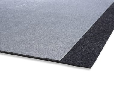 Underfloor noise insulation mat ISOLMANT RADIANTE