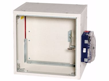 System to protect against fire penetration Rectangular ISONE 1500