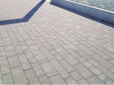Concrete paving block ITACA - DIAMANTI