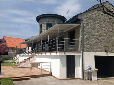 Insulated metal panel for roof ITALARDESIA