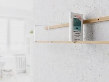 Wooden wall shelf ITALIC
