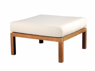Fabric Garden Footstool IXIT | Garden Footstool