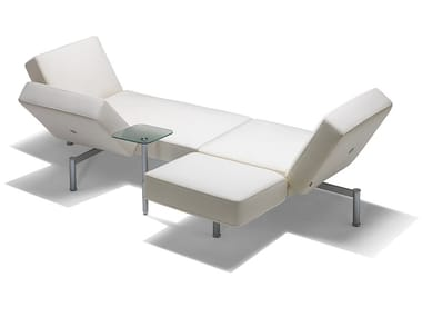 Fabric sofa / day bed IKS - IPS