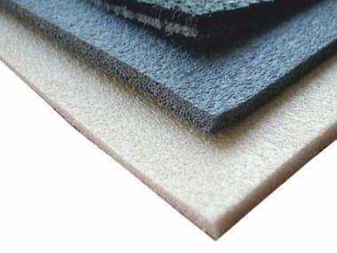 Impact insulation system Impact insulation system