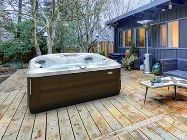 Square hydromassage hot tub 5-seats J-475™