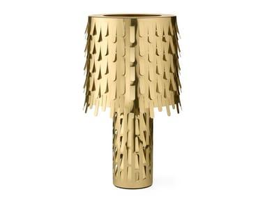 Brass table lamp JACK FRUIT | Brass table lamp